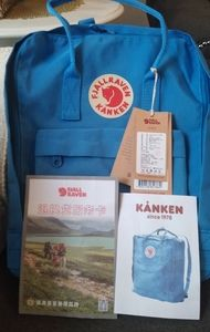 Nwt Fjallraven Kanken Mini 16liter Backpack